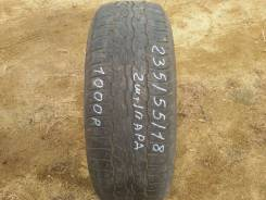 Bridgestone Dueler H/T D687. Летние, 2010 год, износ: 30%, 1 шт