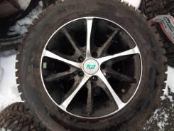 Комплект колес Тойота. 6.0x14 5x100.00 ET35