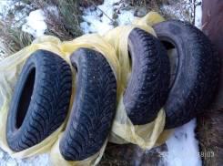 Sava Eskimo Stud. Зимние, шипованные, 2016 год, износ: 5%, 4 шт