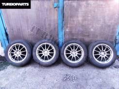"""Литье Work Emotion 11R + Резина Pirelli ''17 [Turboparts]. 7.0x17"""" 5x100.00 ET47"""
