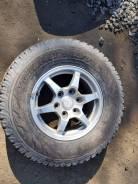 """Toyo Tranpath A/T 265/70R16 на диске П3 одно колесо. 7.5x16"""" 6x139.70 ET46 ЦО 67,0мм."""