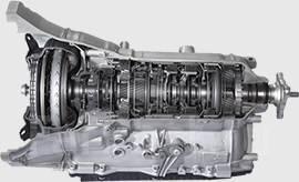 АКПП. BMW 7-Series