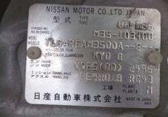 КПП автоматическая Nissan Stagea M35 VQ25DD