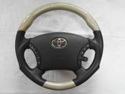 Руль. Toyota: Avensis Verso, 4Runner, Camry, Alphard Hybrid, Estima Hybrid, Estima, Highlander, Land Cruiser, Land Cruiser Prado, Picnic Verso, Alphar...
