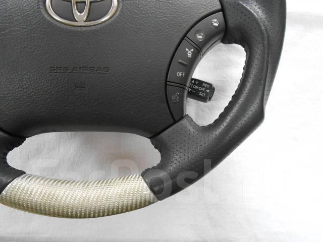Руль. Toyota: Picnic Verso, Camry, Alphard, Alphard Hybrid, Hilux, Avensis Verso, Land Cruiser Prado, 4Runner, Highlander, Land Cruiser, Estima, Estim...