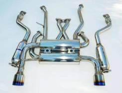 Выхлопная система. Infiniti FX45, S50 Infiniti FX35, S50 Двигатели: VK45DE, VQ35DE. Под заказ