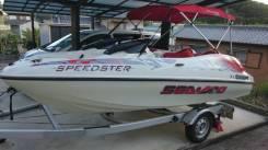 BRP Sea-Doo Speedster. длина 4,50м., двигатель стационарный, бензин. Под заказ