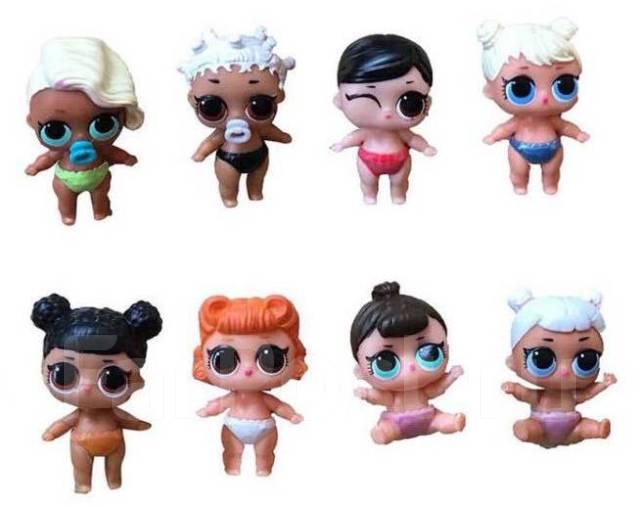 куклы лол купить за 500 рублей