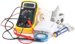 Монтаж электророзеток и выключателей