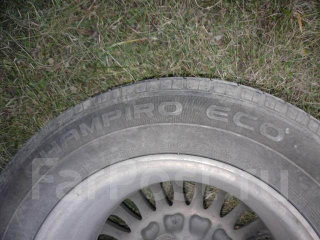 GT Radial Champiro ECO. Летние, 2014 год, износ: 10%, 3 шт