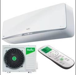 Кондиционер Ballu BSPI-13HN1/WT/EU Platinum DC Inverter White Edition