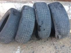 Michelin X-Ice FL. Зимние, без шипов, 2012 год, износ: 80%, 4 шт
