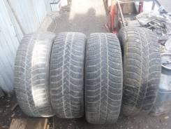 Bridgestone Ice Cruiser 5000. Зимние, шипованные, износ: 70%, 4 шт