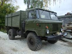 Услуги ГАЗ-66 с лебедкой