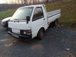 Nissan Vanette. 1993г, 1 500 куб. см., 1 000 кг.