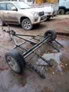 КМЗ 12. Прицеп звакуатор, 2 000 кг.