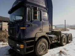 Shaanxi Shacman F2000. Продается тягач Шанкси F2000, 9 800 куб. см., 35 000 кг.