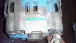Компрессор кондиционера. Mitsubishi Pajero Mini, H51A, H56A Mitsubishi Pajero Junior, H57A Mitsubishi Minica, H36A, H31A Mitsubishi Minica Toppo, H36A...