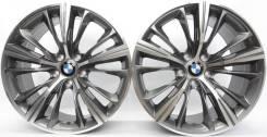 BMW. 8.0/9.0x19, 5x120.00, ET33/33, ЦО 72,6мм.