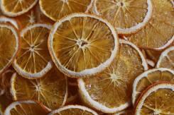 Сушенные апельсины для декора и творчества