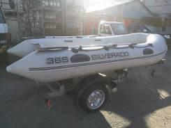 Silverado Sport 36S. двигатель подвесной, 18,00л.с., бензин