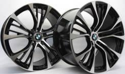 BMW. 10.0/11.0x22, 5x120.00, ET40/35, ЦО 74,1мм.
