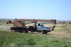 Краз 65101. Продается автокран КРАЗ, 14 860 куб. см., 22 000 кг., 22 м.