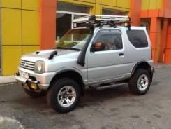 Suzuki Jimny. автомат, 4wd, 0.7 (64 л.с.), бензин, 55 000 тыс. км