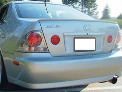 Спойлер. Toyota Altezza