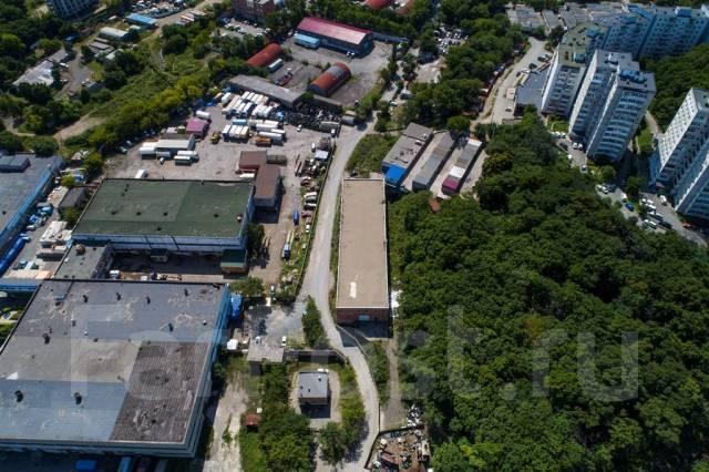 Теплый складской комплекс и земля — 2 Речка — собственность. Улица Чапаева 2д, р-н Вторая речка, 3 880 кв.м.