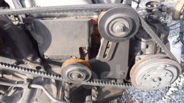 Рефкомпрессор. Toyota Dyna, XZU372, XZU382, XZU362 Двигатель S05C