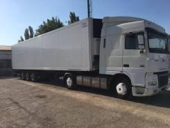 DAF XF 95. Продам Тягая с полуприцепом Реф, 11 000 куб. см., 20 000 кг.