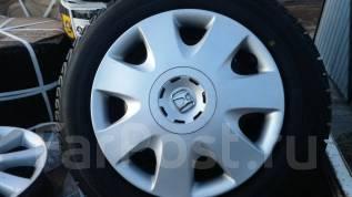Продам комплект колес на 14. x14 5x100.00 ЦО 70,0мм.