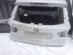 Накладка на дверь багажника. BMW X3