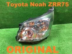 Фара. Toyota Voxy, ZRR75, ZRR70 Toyota Noah, ZRR75, ZRR70 Двигатели: 3ZRFE, 3ZRFAE
