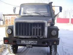 САЗ. Продается Грузовой самосвал ГАЗ--4509, 3 480 куб. см., 4 500 кг.