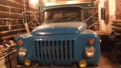 ГАЗ 53. Газ 53, 4 256 куб. см., 3 997 кг.