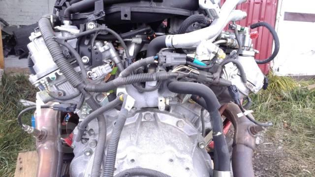 Двигатель в сборе. Lexus: GS460, GS350, GS430, IS350, IS250 Двигатель 2GRFSE