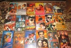 Магнитные видеокассеты Индийское кино.
