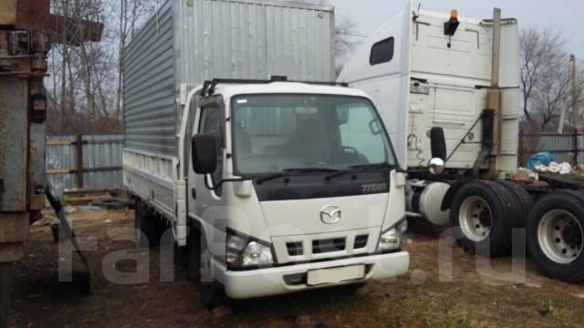 Mazda Titan. Продам грузовик со съемной будкой, 4 777 куб. см., 2 000 кг.