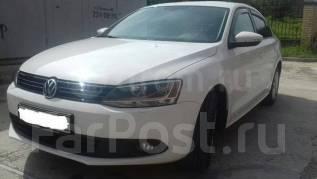 Volkswagen Jetta. 2012 Белый, 1.6, один хозяин