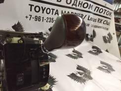 Ручка переключения автомата. Toyota Harrier