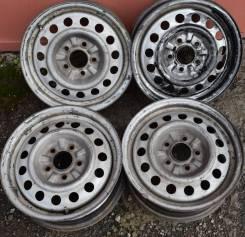 2Crave Wheels. 6.0x15, 5x114.30, ET45, ЦО 67,1мм.