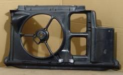Рамка радиатора. Peugeot 206, 2B, 2A/C Двигатели: TU3JP, TU5JP4, TU3A