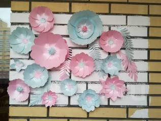 Декор и украшения из бумаги