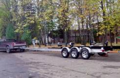 Continental Trailers. Г/п: 6 500 кг., масса: 7 000,00 кг.