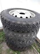 Продаю комплект колес на Ниву. x16