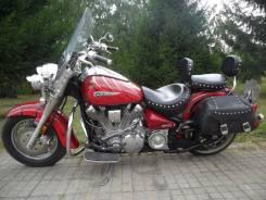 Yamaha Roadstar 1600. 1 600 куб. см., исправен, птс, с пробегом