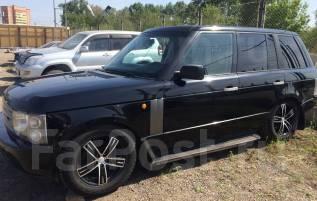 Land Rover Range Rover. 2004