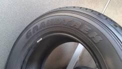 Dunlop Grandtrek AT22. Летние, 2015 год, износ: 50%, 4 шт